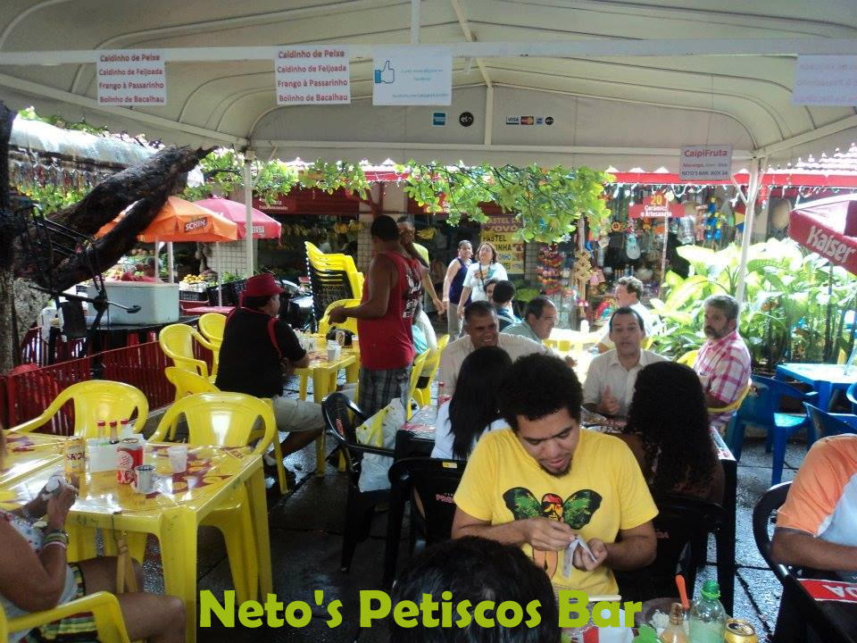 Netos Petiscos Bar