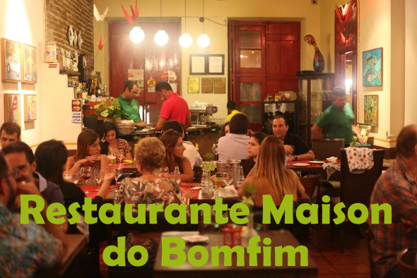 Restaurante Maison do Bomfim